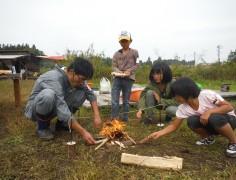 夏のおひさまキャンプ~親子でカヌー&ピザ~(1泊)
