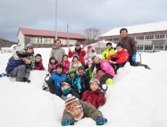 【終了】雪で!たき火で!!遊ぼうキャンプ