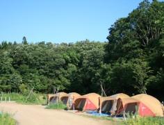 オープンキャンプデイ~皆で泊まろう夢の森~