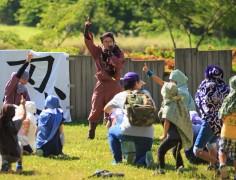 【先着順】シュシュッと参上✧夢隠れの里 忍者修行キャンプ