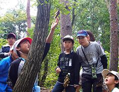 森の教室イメージ