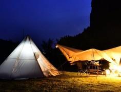 【終了】プロから学べる はじめてのキャンプ&ステップアップ