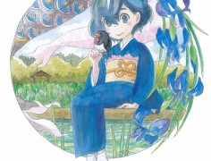 (終了)5月はカキツバタ*幸せを呼ぶ カキツバタまつり