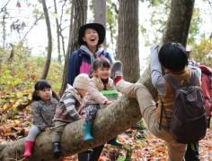 【申込終了】ゆめの森のようちえん・2019秋