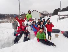 【終了】雪とたき火のわくわくキャンプ