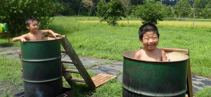 【中止】どろんぱ!ドラム缶風呂スペシャル