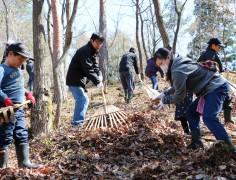 【4月は中止】森づくり活動2020