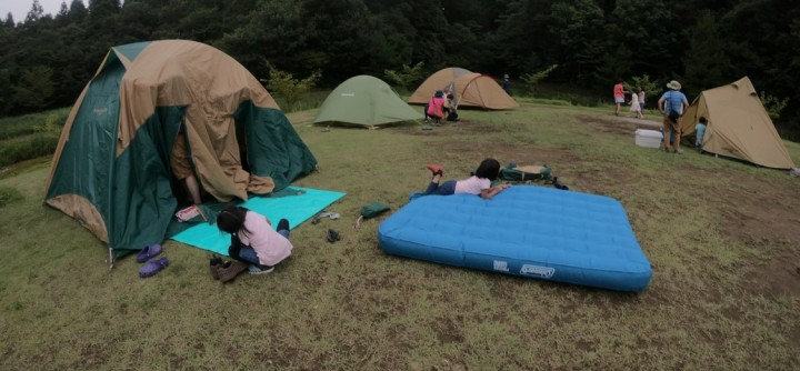 【中止】[GW版] OPEN CAMP DAY