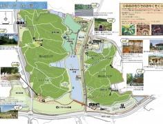 夢の森公園地図