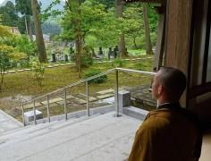カキツバタ坐禅会